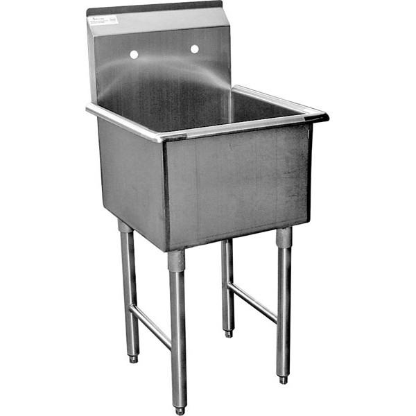 comp. Mop/Prep. sinks